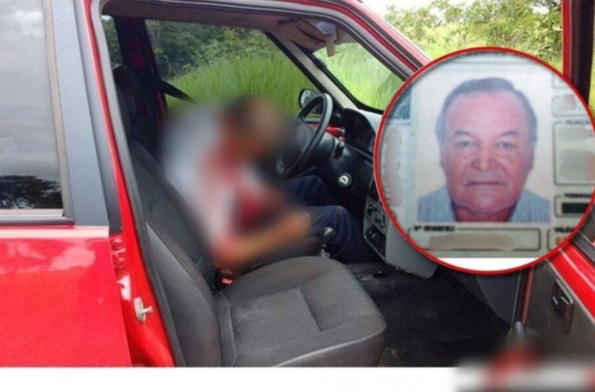 Pastor acusado da matar Taxista Valter Mendes Fogaça na zona rural de Cacoal é preso no Mato Grosso