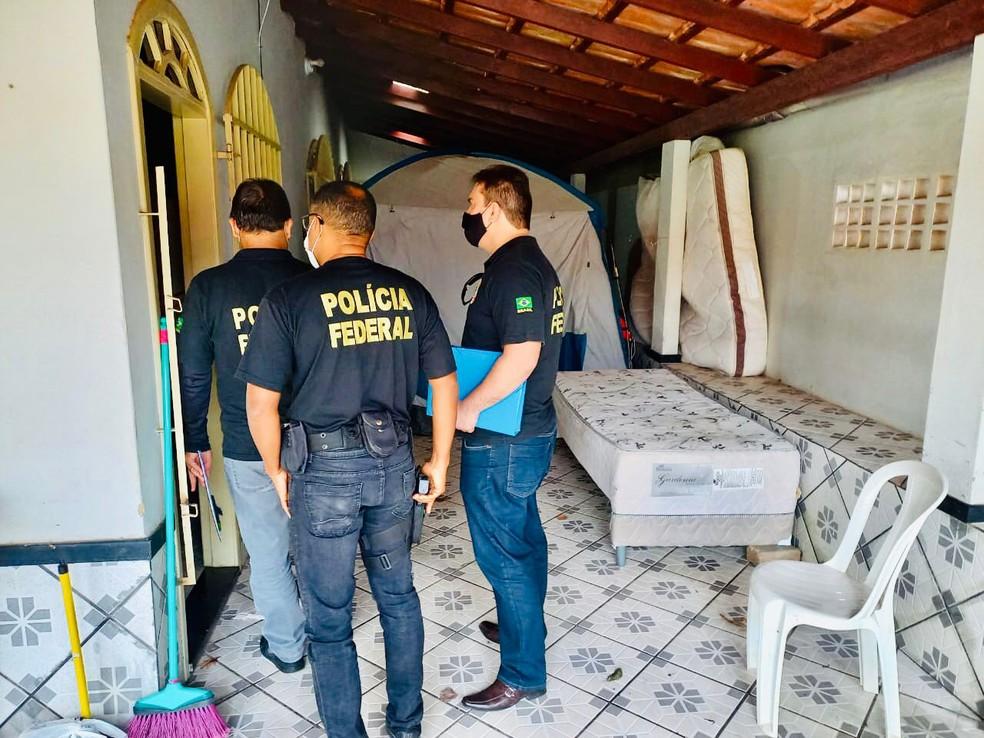 Polícia Federal do Brasil prende integrantes de quadrilha de contrabando de pessoas para os EUA