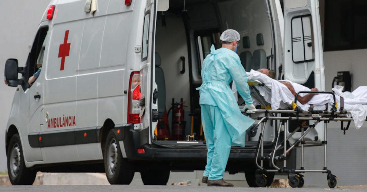 Ministério da Saúde registra 243 mortes por covid em 24 horas