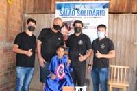 Adelino Follador apoia Projeto Salão Solidário em Ariquemes