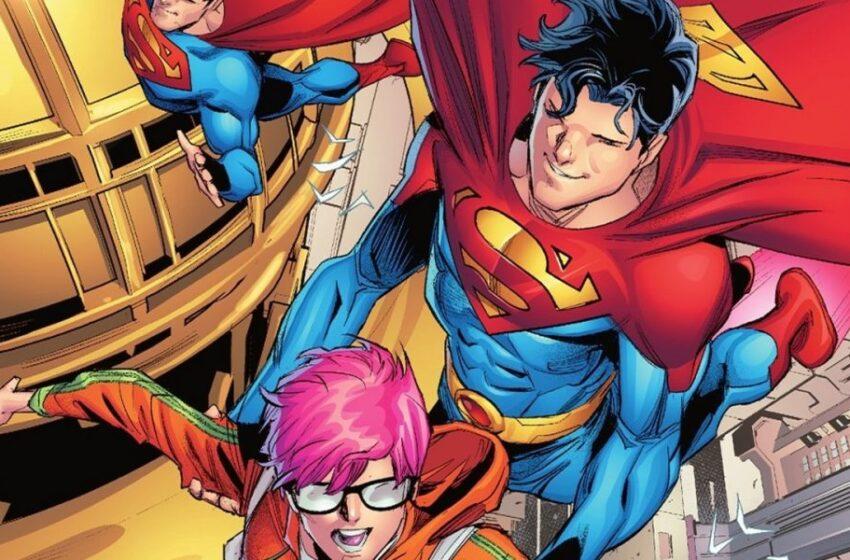 Superman se revelar bissexual não é um 'truque', diz autor da HQ