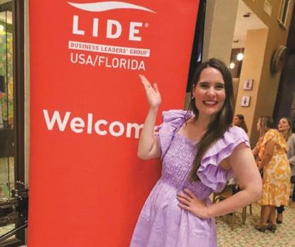 LIDE mulher teve palestra de Gabriela Delai, executiva da Amazon Brasil