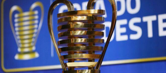 5 vezes que se classificaram para a segunda fase da Copa do Nordeste
