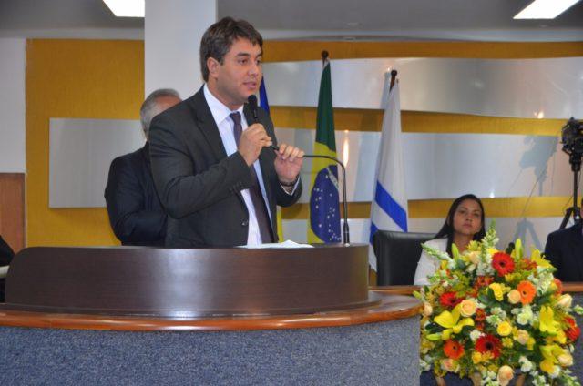 Executiva Nacional nomeia Diogo Fernandes na presidência do PROS no Tocantins