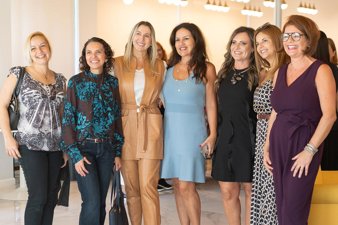 Grupo Mulheres do Brasil retoma os encontros presenciais no Sul da Flórida