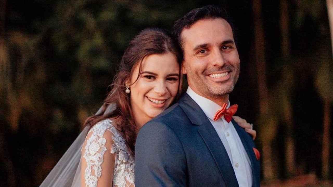 Mistério: Luma Elpidio e esposo excluem suas redes sociais