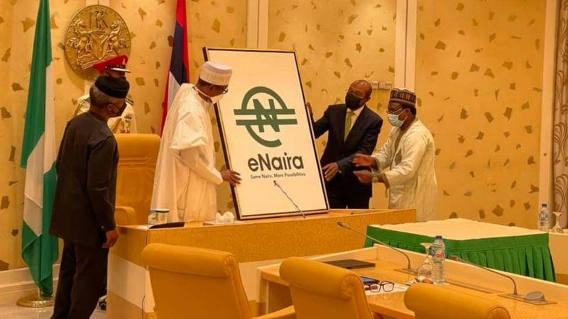 Nigéria lança eNaira, primeira moeda digital da África