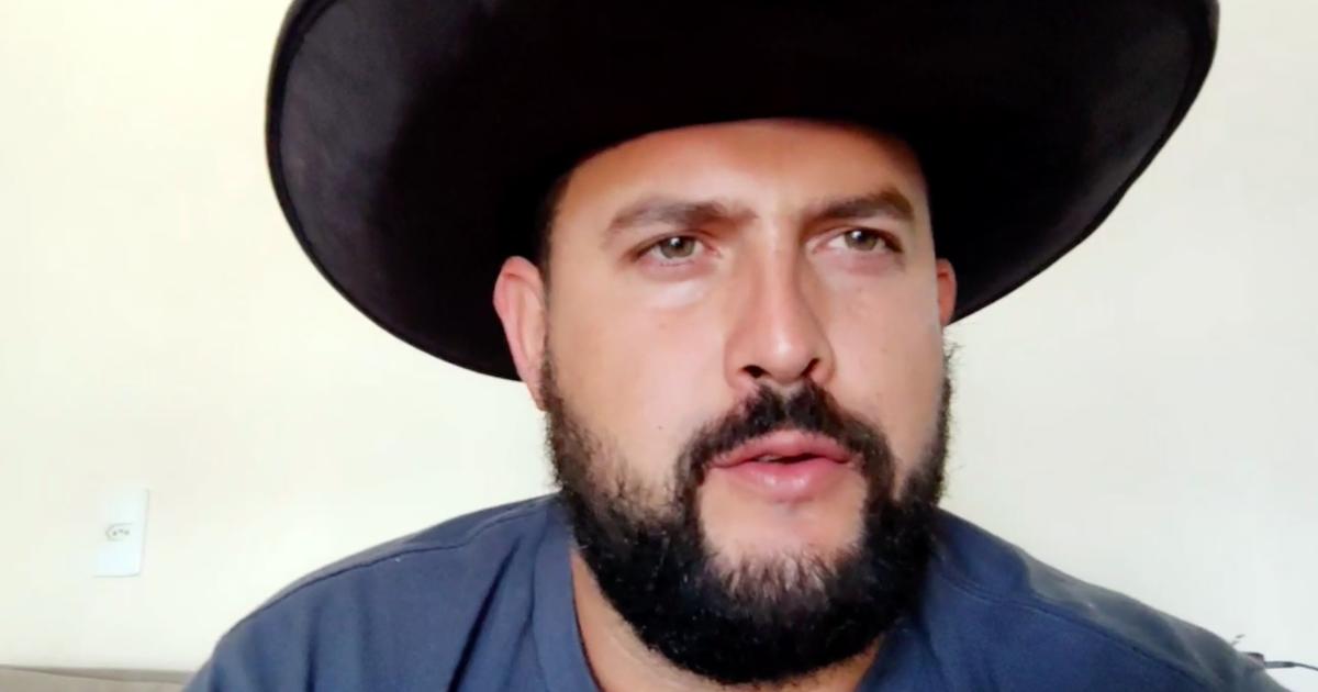 Zé Trovão diz que vai se entregar à Polícia Federal
